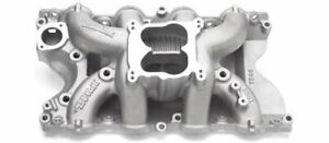 Edelbrock Performer Rpm Air gap Intake Manold Ford 429 460 Fits Stock Heads 7566