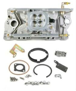 Holley Multi Point Fuel Injection Power Pack 1000 Cfm Chevy Small Block Kit