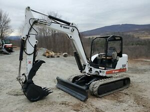 2015 Bobcat E85 Excavator Loaded Low Hours Long Arm Hydraulic Thumb We Finance