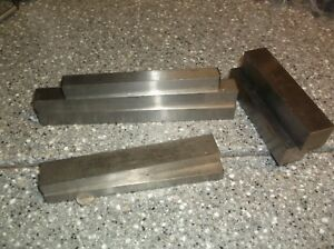 8 Pounds Of Stainless Steel Bars Machine Shop Tools