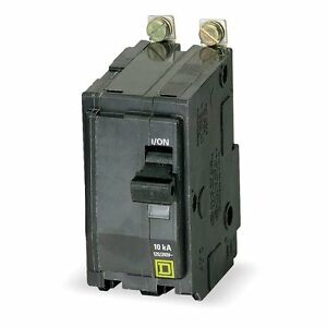 Square D 40 Amp Two Pole Breaker Bolton Qob240