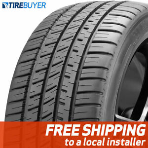 2 New 255 35zr18xl 94y Michelin Pilot Sport As 3 Plus 255 35 18 Tires A s 3