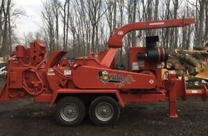 2010 Morbark M20r With Only 1320 Hours 2571