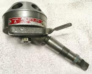 Enco Model 2 6 Position Tail Stock Indexing Turret Tool Attachment Metal Lathe