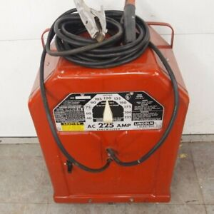 Lincoln Electric Co K1170 Ac225 60hz Arc Welder
