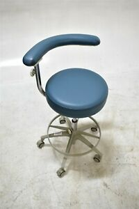 Marus Dental Furniture Stool For Operatory Patient Seating