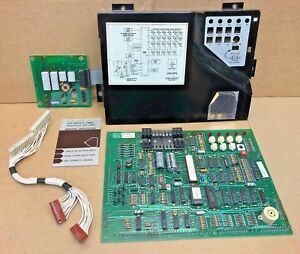 Automatic Products Snackshop 6000 7000 Main Logic Board And Display