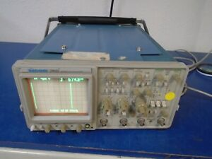 Tektronix 2465 300mhz 4 channel Analog Oscilloscope