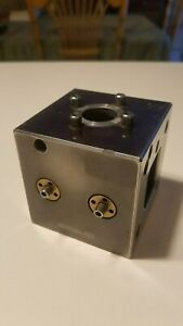 System 3r Mini block 20mm Toolholder 70mm Cube Edm Tooling 3r 321 46