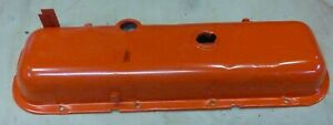 1965 1966 1967 Corvette Chevrolet 1 Oem Painted Dripper Bb Valve Cover Rt 427