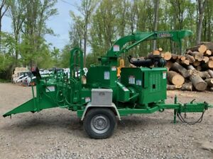 Brush Bandit 150xp With Only 2378 Original Hours 2574