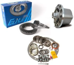 1978 1981 Gm 7 5 3 23 Ring And Pinion Truetrac 26 Spline Posi Elite Gear Pkg