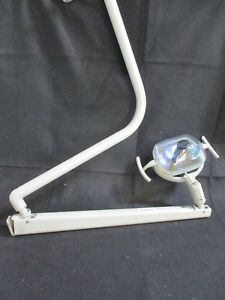 Used Adec 6300 Dental Light For Operatory Patient Exam Lighting Best Price