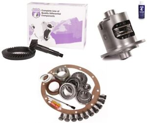 1978 1981 Gm 7 5 3 23 Ring And Pinion 26 Spline Duragrip Posi Yukon Gear Pkg