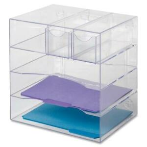 Rubbermaid Optimizer 4 way Organizer With Drawers 94600ros