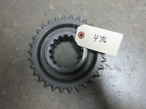 John Deere 720 730 F2610r Transmission Gear Very Nice Original