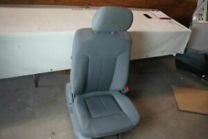 2010 2011 2012 2013 2014 Ford F150 Oem Front Right Seat Cloth X14335