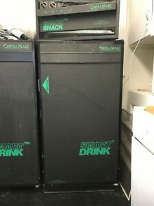 Used Vending Machines For Sale As Is 2 Drink Machines 2 Snack Machines