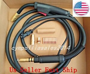 Us Seller Mig Welding Gun 15 150a Millermatic Replace M 10 m 15 m 100 m 150