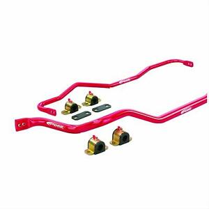 Hotchkis Sway Bars Red Steel Front 1 1 4 rear 3 4 Dias Fits Lexus Is300 22410