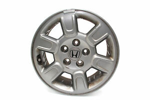 Honda Ridgeline Wheel Rim Alloy 17x7 5 6 Spoke Gun Metal Gray Oem 06 08 1