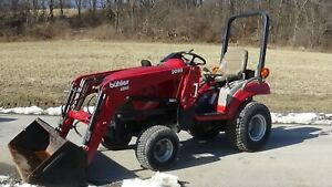 2004 Case Ih Dx24e Compact Tractor With Loader