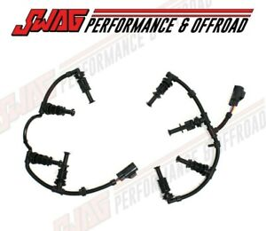 Swag Right Left Glow Plug Harnesses For 08 10 Ford 6 4 6 4l Powerstroke Diesel