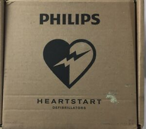 Philips Heartstart Onsite Defibrillator Aed M5066a With Fast Response Kit