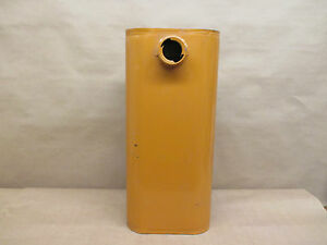Caterpillar Construction Equipment Gas Tank With Cap P n Unknown Nos