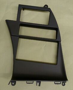 Radio Trim Plate Bezel C4 Corvette 1992 93 New