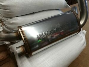 Magnaflow Saleen S331 Exhaust Dual In Dual Out New Old Stock