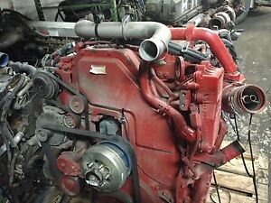 2012 2014 Cummins Isx 450 To 550hp Dpf Diesel Engines For Sale