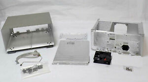 Hp agilent 8647 8648 Signal Generator Mainframe Housing W handles Fan