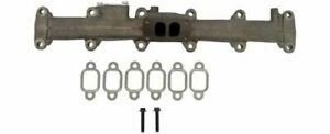 Dorman 674 527 Exhaust Manifold Cast Iron Fits Dodge Ram Pickup 5 9l Diesel