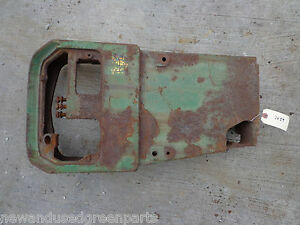 John Deere 330 430 Instrument Dash Casting Panel At10763t T10863t 2