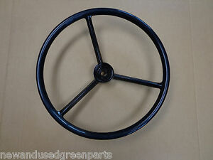 John Deere 520 530 620 630 720 730 820 830 Restoration Quality Steering Wheel