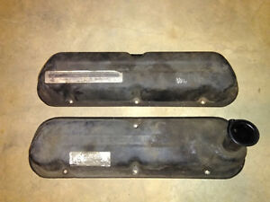1986 1995 Ford Mustang 5 0l Cobra oem Valve Covers 302 Efi Gt40