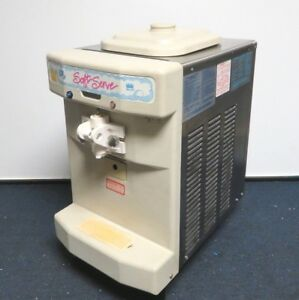 Taylor Ice Cream Machine 142 12 Single Serve Soft Yogurt 120v 1pha