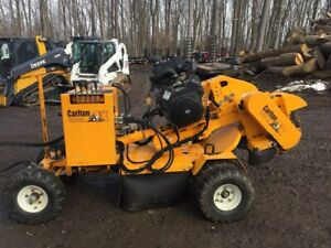 2011 Carlton 4012 Stump Grinder With Only 213 Hours 2586