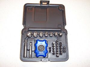 Williams 32pc 1 4 Drive Tool Socket Set Palm Ratchet new In Box Very Rare