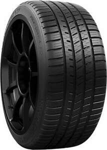 1 New Michelin Pilot Sport A S3 Tire 255 40zr18