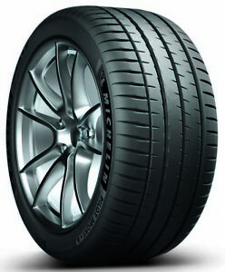 1 New Michelin Pilot Sport 4 S Tire 255 35zr18 xl