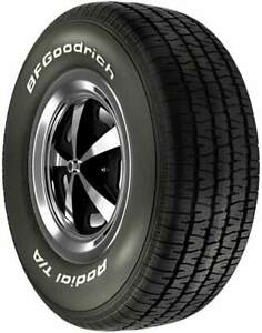 1 New Bfgoodrich Radial T A Spec Tire P195 60r15