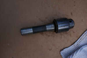 Jacobs Drill Chuck 6a 33 With Arbor Free Shipping