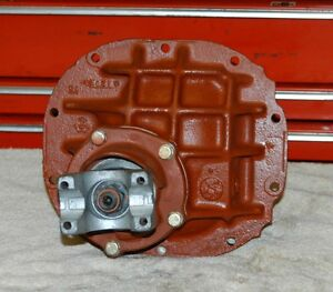 8 Inch Ford Rear End Mustang Or Cougar Or Street Rod Trac Loc Posi 550hp 9
