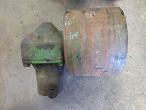 John Deere 320 330 40 420 430 1010 Pto Belt Pulley 2