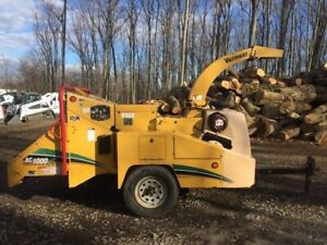 2009 Vermeer Bc1000xl With Only 1418 Hours 2594