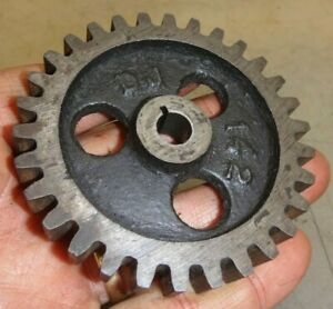 Dj142 Magneto Gear 1 1 2hp Headless Fairbanks Morse Z For Sumter Engine Fm