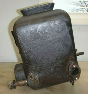Cylinder Or Hopper For 1 3 4hp Ihc Mogul Old Gas Hit And Miss Engine