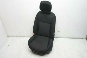 2013 2014 2015 2016 2017 2018 Nissan Sentra Front Left Driver Seat Sedan Black
